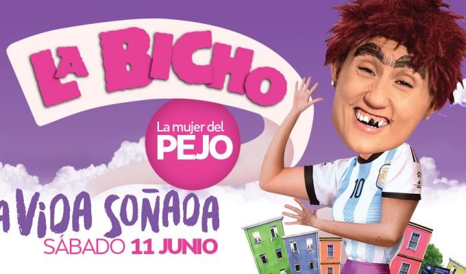 La Bicho - Una Vida Soñada - OPUS TEATRO