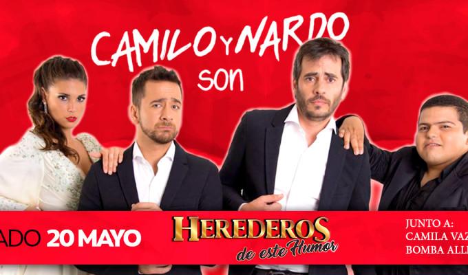Camilo y Nardo | Opus Teatro - Río Cuarto